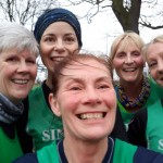 Ladies at Wollaton 12 01 19
